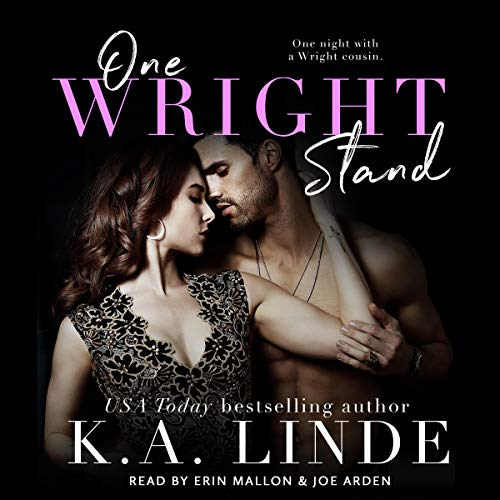 Bargain Audio Book - One Wright Stand