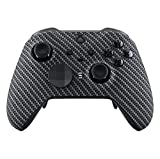 Custom Elite Series 2 Controller Compatible with Xbox One, Xbox Series S, and Xbox Series X (Carbon Fiber)