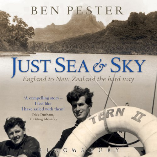 Just Sea and Sky audiobook cover art