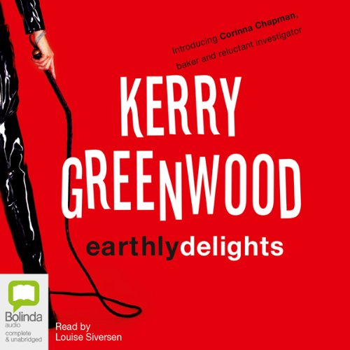 Earthly Delights audiobook cover art
