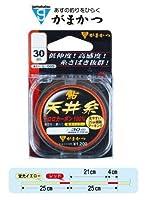がまかつ(Gamakatsu) 鮎天井糸フロロ L005 0-1