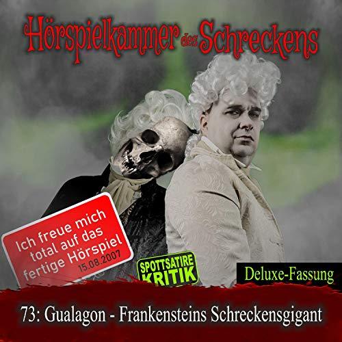 Page de couverture de Folge 73: Gualagon - Frankensteins Schreckensgigant