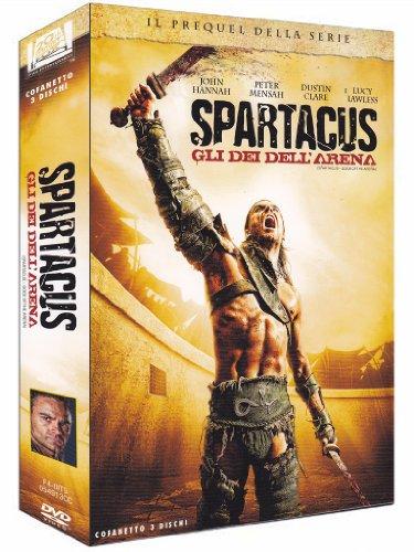 Spartacus Gli Dei Dell\'Arena (Box 3 Dvd)