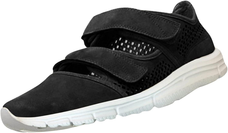 Women Sneakers Slip On For Bad Feet, Round Toe Sneakers Wide Wid