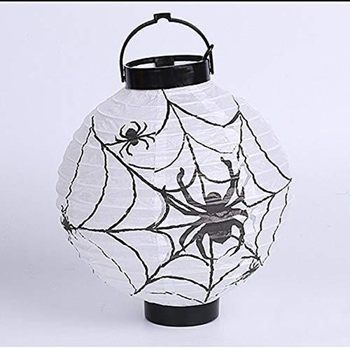 Halloween Pompoen Lantaarn LED Hanglamp Creatieve Thuis Lantaarn Creëer De sfeer Halloween Licht Decoratie Kwaliteit Prop