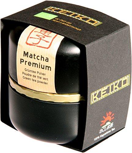 Keiko Japan Matcha Premium Grüntee Pulver BIO - 30gr