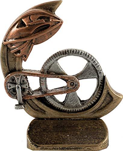 Art-Trophies at815020Trofeo Sportivo, Argento, Taglia Unica
