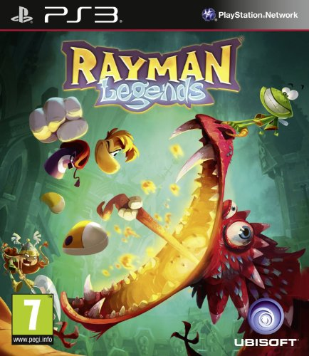 Rayman Legends Essentials (PS3) [Importación inglesa]