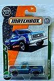 MATCHBOX '75 CHEVY STEPSIDE MBX ROAD TRIP 65th Anniversary RARE 18/35