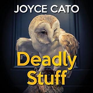 Deadly Stuff audiobook cover art