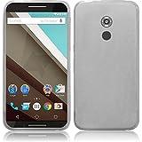 Mystcase Motorola Nexus 6 TPU CANDY Hard Gel Flexi Skin Case Phone Cover +Screen Guard