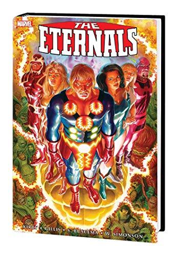 The Eternals: The Complete Saga Omnibus
