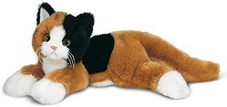 Bearington Callie Plush Stuffed Animal Calico Cat, Kitten 15 inches
