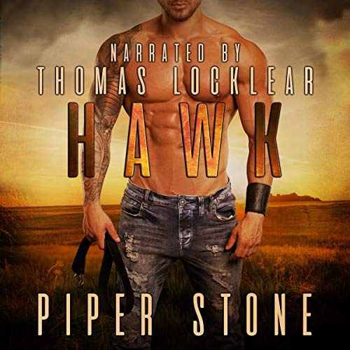 Hawk Audiobook By Piper Stone cover art