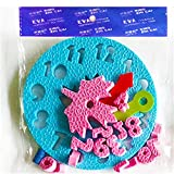 TJYEDUW Baby-Spielzeug, Lernuhr für den Kindergarten, manuell, frühes Lernen, Bildung, Baby-Spielzeug, Montessori-Lehrhilfe, Mathematik-Spielzeug (Farbe: zufälliger Stil)