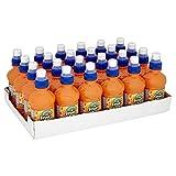 Robinsons Fruit Shoot Orange 200 ml, caja de 24