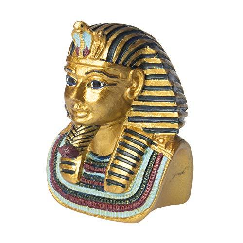 サンアート おもしろ雑貨 「 エキゾチック インテリア エジプト 」 ツタンカーメン 置物・オブジェ 高さ5.3cm SAN2570-2