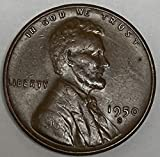 1950 S Lincoln Wheat Penny Average Circulated Good to Fine