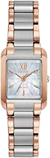 Citizen EW5556-52D Women's Bianca Diamond Watch