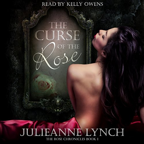 The Curse of the Rose audiobook cover art