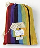 Amazonas AZ-101816 Barbados rainbow Hängematte, Belastbarkeit 200 kg, Liegefläche 230 x 150cm - 8
