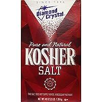 Kosher Salt 1.36kg- American