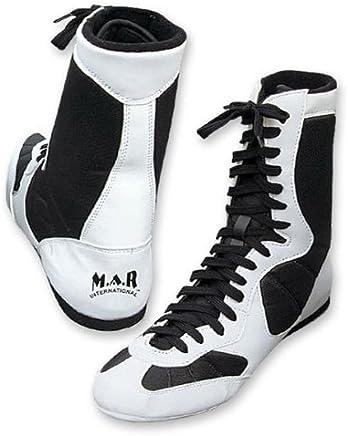 M.A.R International Ltd. Boxen Schuhe Stiefel Training Schuhe Gym Sparring Gear B00GBQ6HY0   | Modernes Design