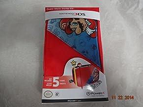 POWER A Super Mario Starter Kit for Nintendo DS- Mario