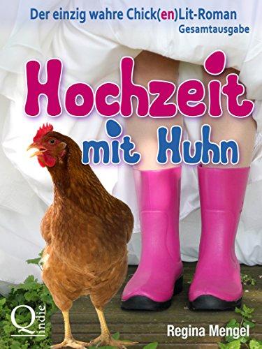Buchseite und Rezensionen zu 'Hochzeit mit Huhn' von Regina Mengel