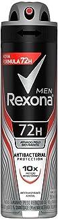 Desodorante Antitranspirante Rexona Antibacteriano 150Ml