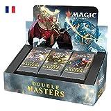 Magic The Gathering - Caja de 24 potenciadores de Draft Double Masters (360, 2 Tarjetas de presentación)