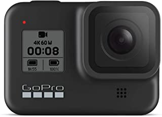 GoPro HERO8 Black - Cámara de Acción, color Negro