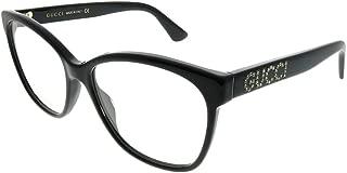 GG0421O Soft Cat-Eye Acetate Eyeglasses 55mm