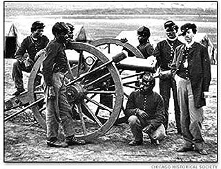 Gatsbe Exchange 8 x 10 Photo Civil War Buffalo Soldiers