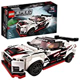 LEGO Speed Champions Nissan GT-R NISMO con Minifigure,...