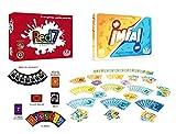 Outletdelocio. Pack 2 Juego de Cartas MIA! + Red7. Edicion Espaola. +6 aos