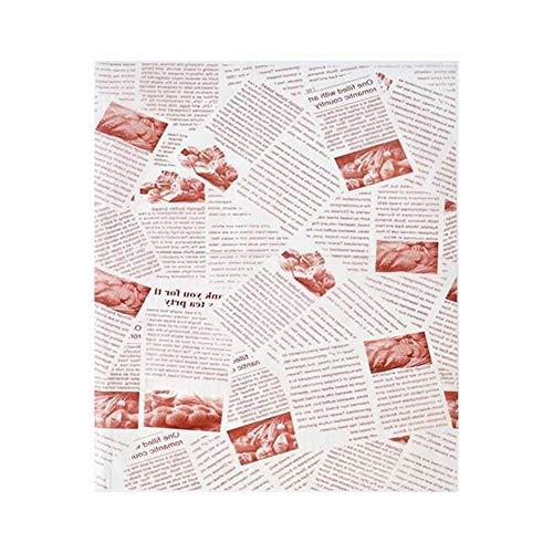 Parchment Paper Sheets for Baking Unbleached Precut Parchment Paper Liners for Cookie Sheets Pans Best for Non-Stick Baking,50sheets,28x38cm(11x15inch)