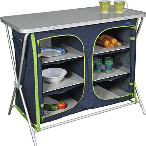 bel-sol Küchenschrank XXL BlueLime