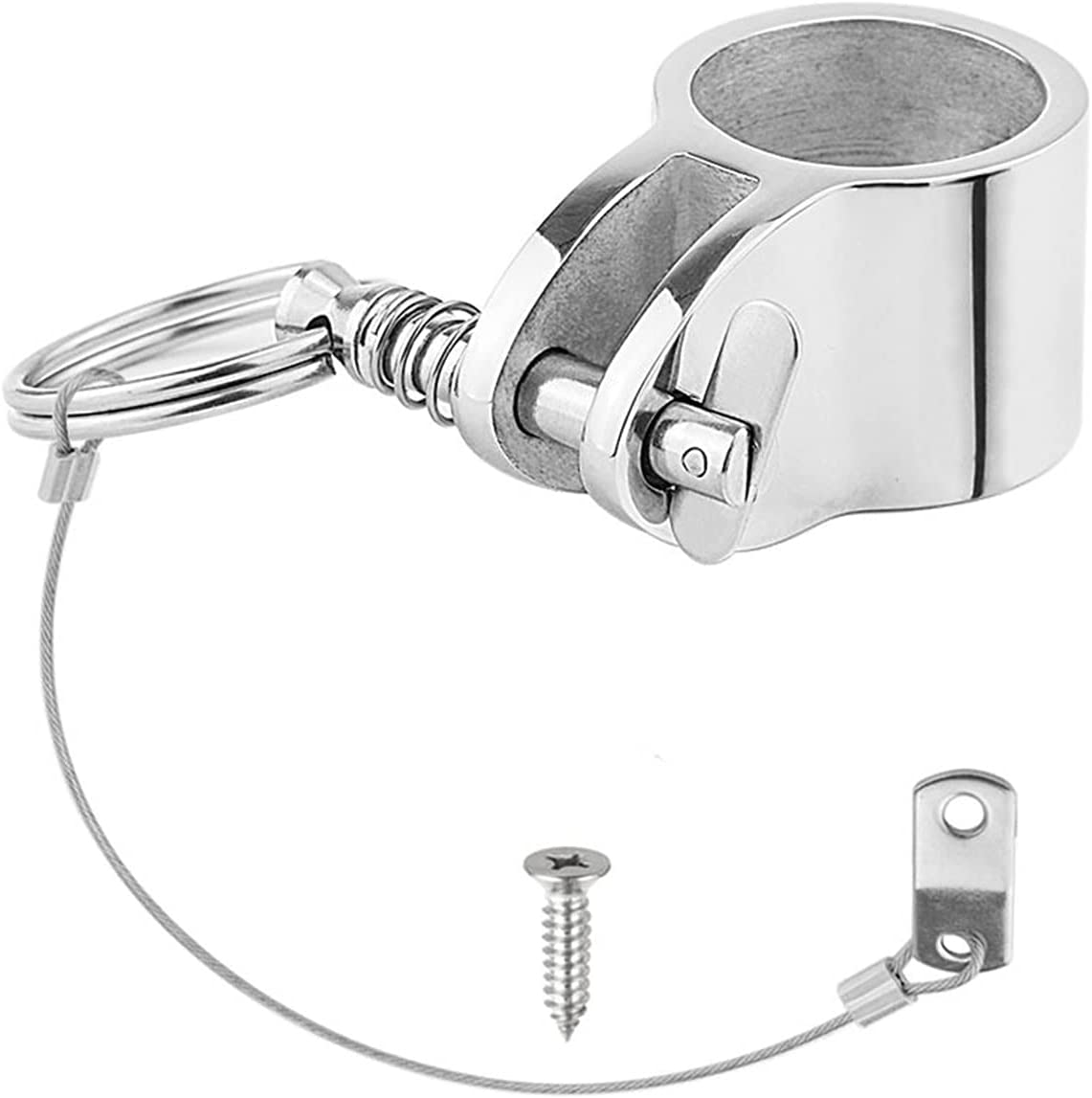 TUOL1AO XUHAOD overseas Stainless Steel 316 Jaw Clamp Slide with Quick safety Re