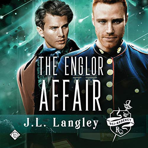 The Englor Affair audiobook cover art