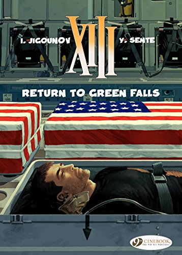 XIII  - Volume 21 - Return to Green Falls (XIII (english version)) (English Edition)