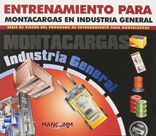 Forklift Operator General Industry Training Program DVD (Spanish)