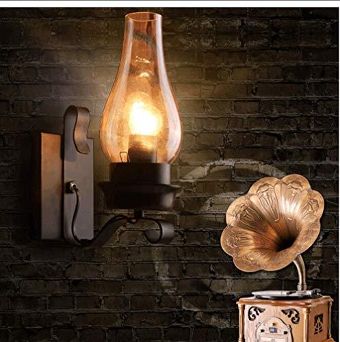 Wandstrahler Retro Petroleumlampen Form Wandlampen Für Bar Deco Leuchte, Industries Style Loft...