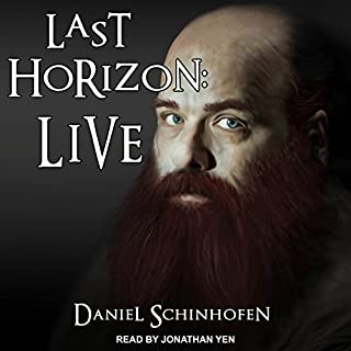 Last Horizon: Live cover art