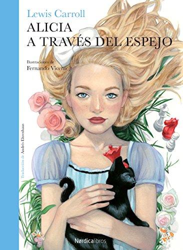 Alicia a través del espejo (Ilustrados) (Spanish Edition)