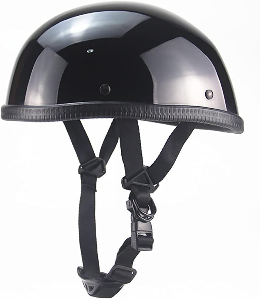 Retro Motorcycle Half Helmet for Baseball Men Women Selling Fashion and Over item handling ☆