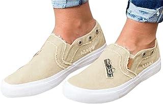 کفش بوم زنانه کفش ورزشی مسطح کفش تابستانی کفش تابستانی زیپ کفش گاه به گاه کفش تک Gyouanime