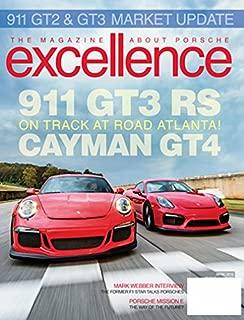 Excellence : a Magazine About Porsche Cars