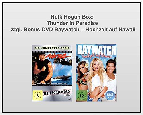 Hulk Hogan Box: Thunder in Paradise zzgl. Bonus DVD Baywatch