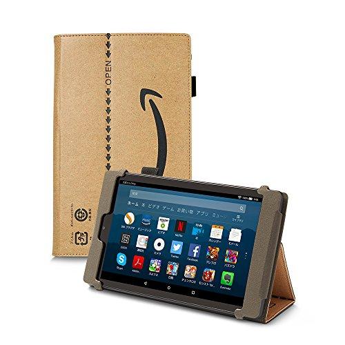 Fire HD 8 タブレット【専用カバー付き Amazon限定 アマゾンボックスデザイン】